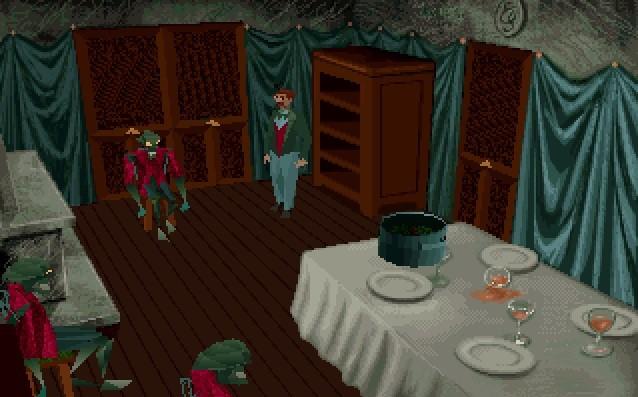 alone in the dark 1992