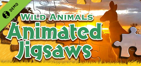 Wild Animals - Animated Jigsaws Demo
