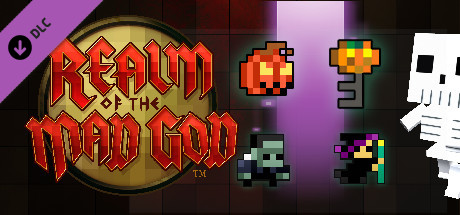 Realm of the Madgod: Halloween Pack