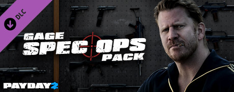 View PAYDAY 2: Gage Spec Ops Pack on IsThereAnyDeal