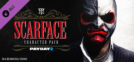 PAYDAY 2: Scarface Character Pack | DLC