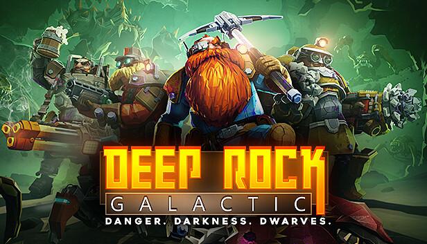 Deep Rock Galactic on Steam