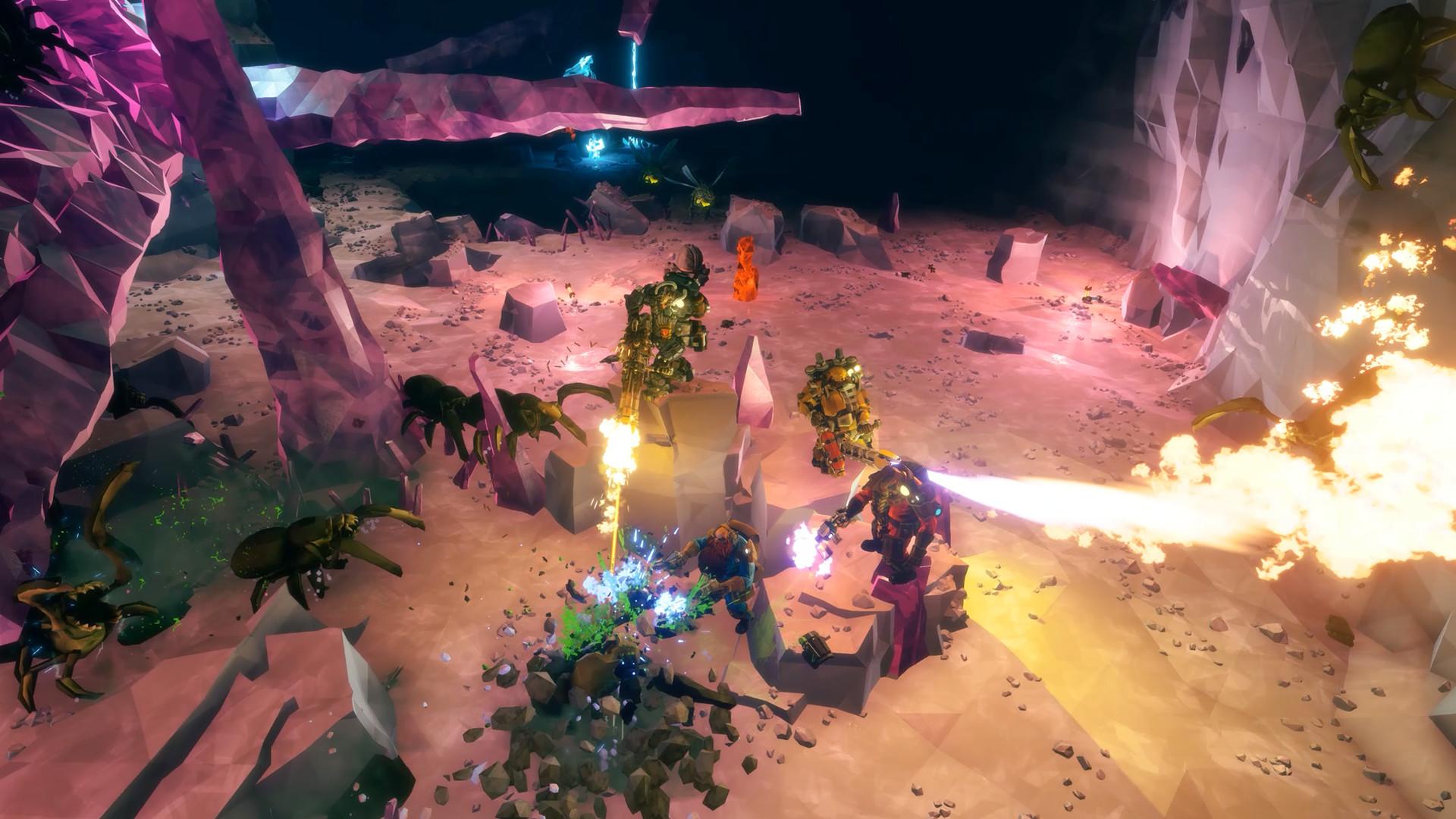Deep Rock Galactic Screenshot 1