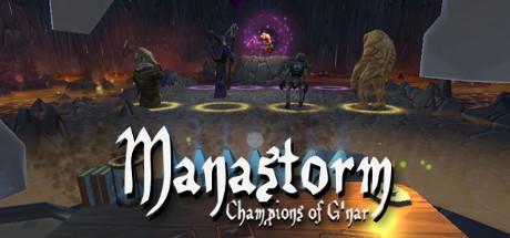 Manastorm: Champions of G'nar