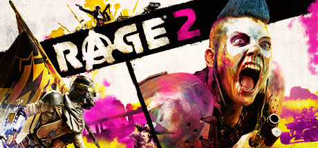 RAGE 2 Rise of the Ghosts  [PT-BR] Capa