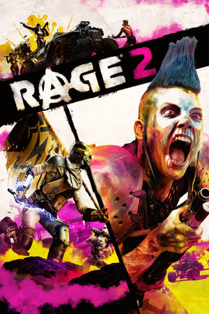 RAGE 2 poster image on Steam Backlog
