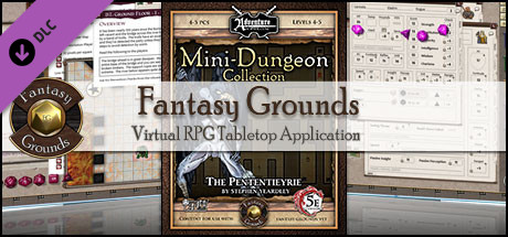 Fantasy Grounds - Mini-Dungeon #007: The Pententieyrie (5E)