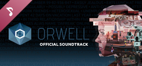 Orwell - Soundtrack cover art