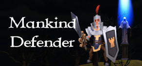 Mankind Defender cover art