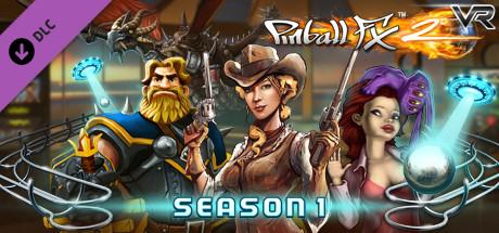 Pinball FX2 VR - Season 1 Pack
