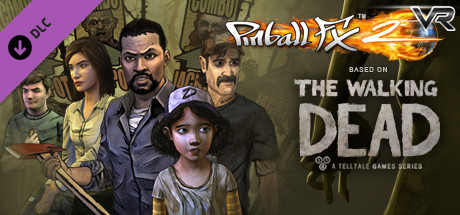 Pinball FX2 VR - The Walking Dead