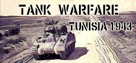 Game Banner Tank Warfare: Tunisia 1943