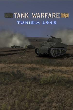 Tank Warfare: Tunisia 1943 poster image on Steam Backlog