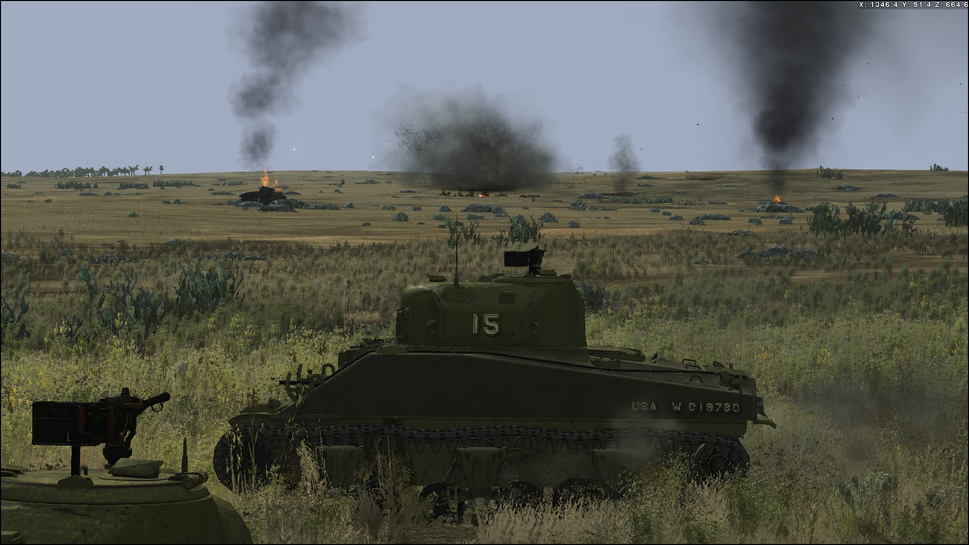 Tank Warfare: Tunisia 1943 Screenshot 3