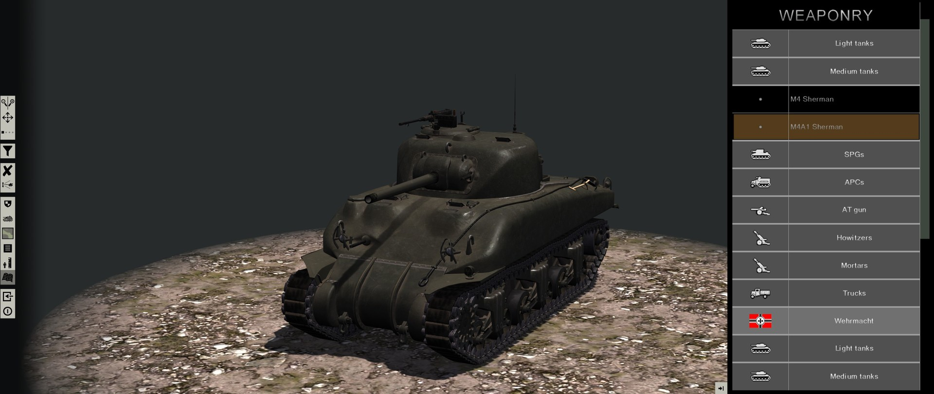 Tank Warfare Tunisia 1943 Screenshot 3