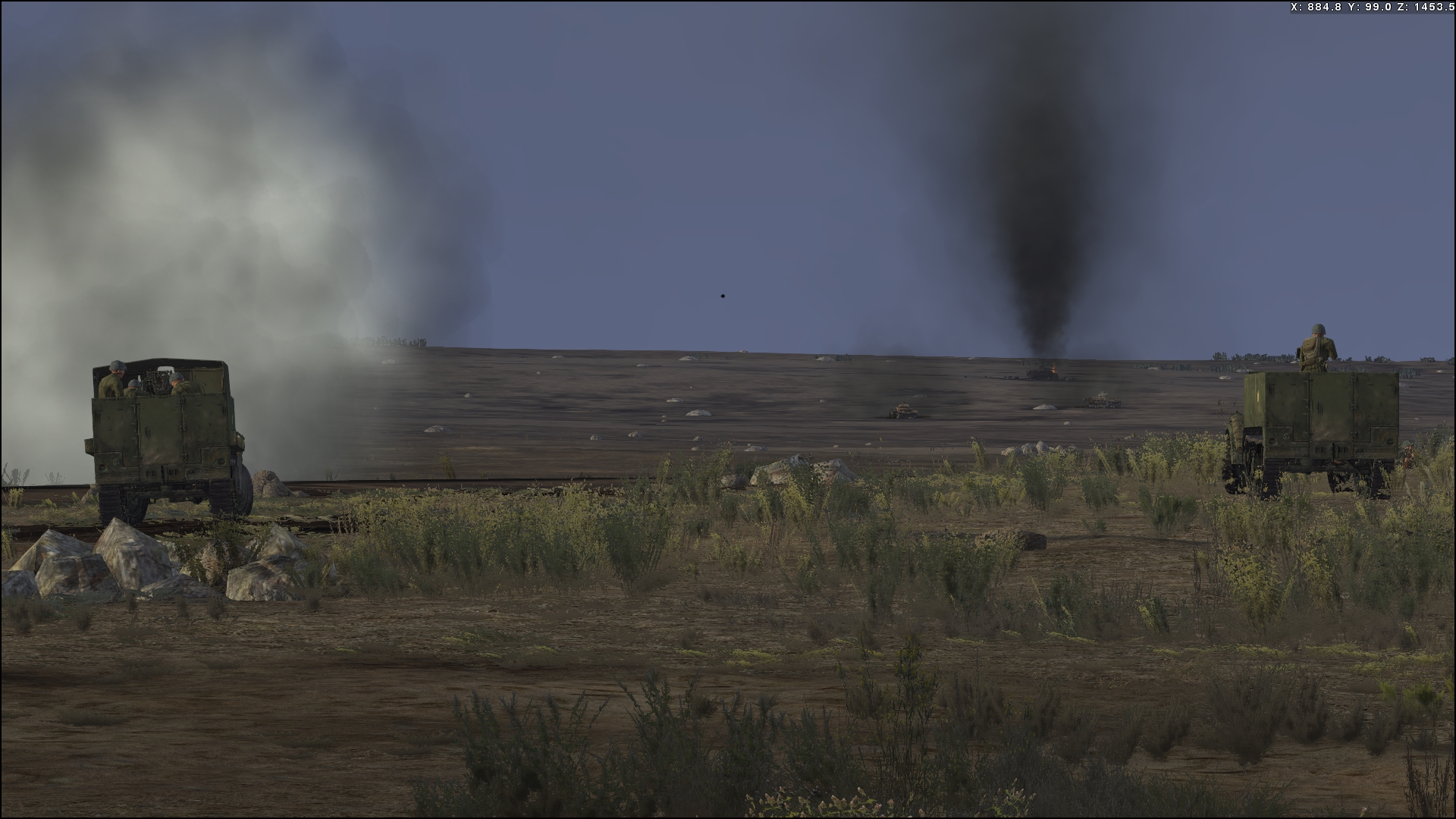 Tank Warfare: Tunisia 1943 Screenshot 1