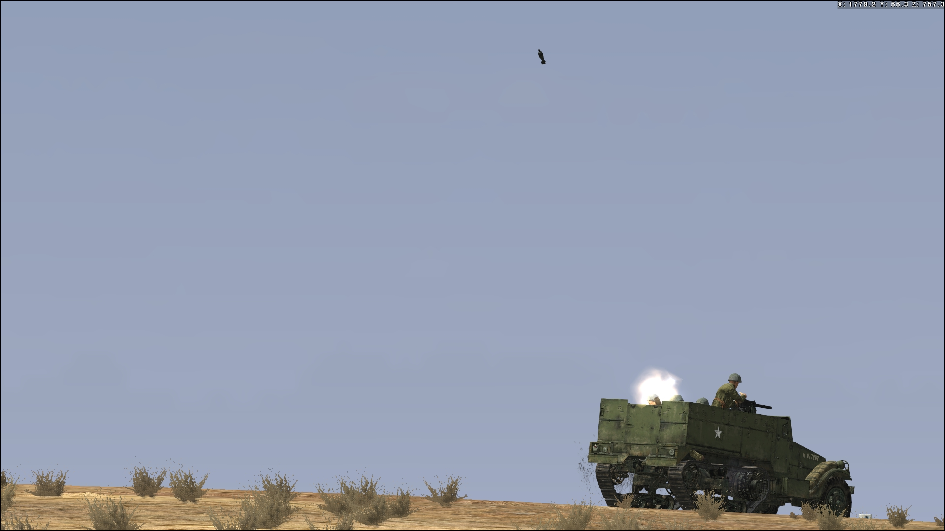 Tank Warfare: Tunisia 1943 Screenshot 2