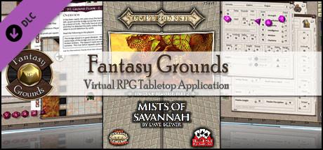 Fantasy Grounds - Sundered Skies: Mists of the Savannah (Savage Worlds)