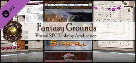 Fantasy Grounds - Starfall (PFRPG)