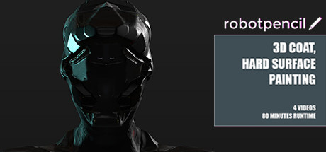 Robotpencil Presents: 3D Coat, Hard Surface Painting