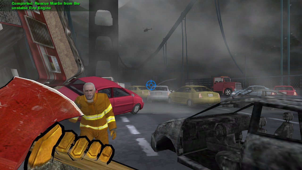 Real Heroes: Firefighter Screenshot 1