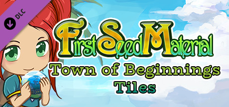 RPG Maker MV - FSM: Town of Beginnings Tiles