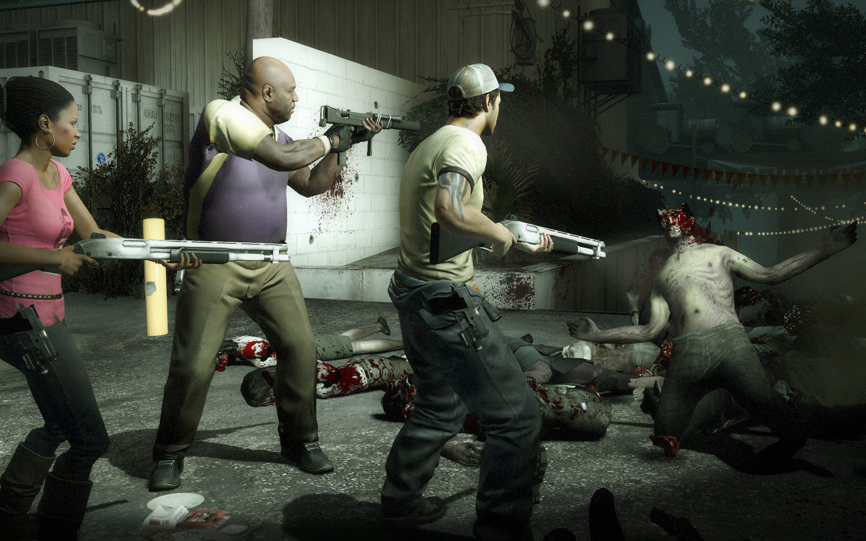 L4D2: comparative benchmark between Mac OS X and Windows