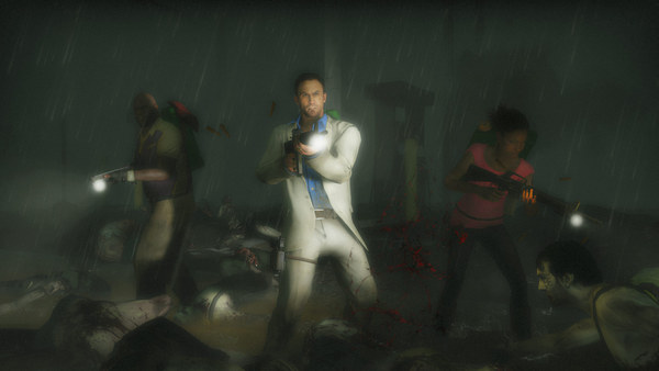 Screenshot of Left 4 Dead 2