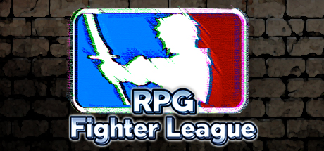 RPG Fighter League Capa