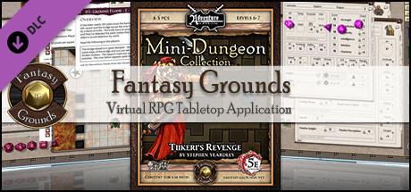 Fantasy Grounds - Mini-Dungeon #009: Tiikeri's Revenge (5E)