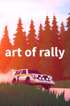 art of rally poster image on Steam Backlog