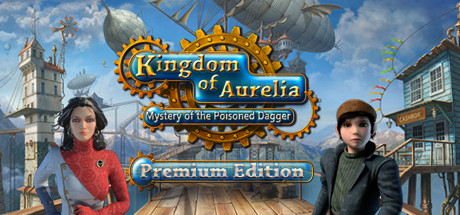 Kingdom of Aurelia: Mystery of the Poisoned Dagger cover art