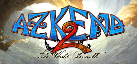 Azkend 2: The World Beneath cover art