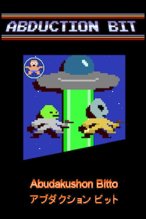 Abduction Bit poster image on Steam Backlog