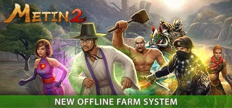 Metin2 on Steam Backlog