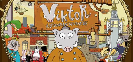 Viktor, a Steampunk Adventure