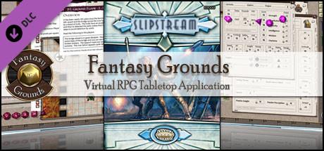 Fantasy Grounds - Slipstream Setting (Savage Worlds)