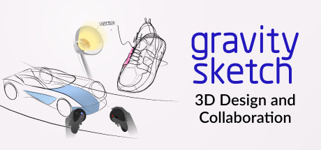 Gravity Sketch on Steam