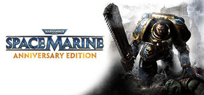 Warhammer 40,000: Space Marine cover art
