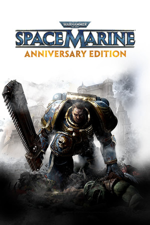 Warhammer 40,000: Space Marine poster image on Steam Backlog