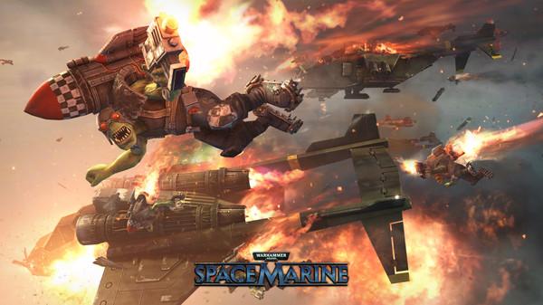 скриншот Warhammer 40,000: Space Marine 0