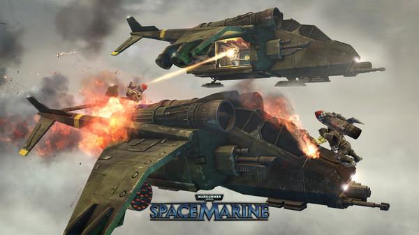 скриншот Warhammer 40,000: Space Marine 2