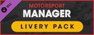 Motorsport Manager - Livery Pack