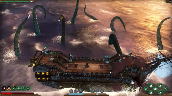 Screenshot of Abandon Ship