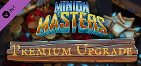 Minion Masters - Premium Upgrade cover art