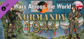Wars Across the World: Normandy 1944 cover art