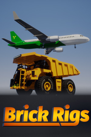 Brick Rigs poster image on Steam Backlog