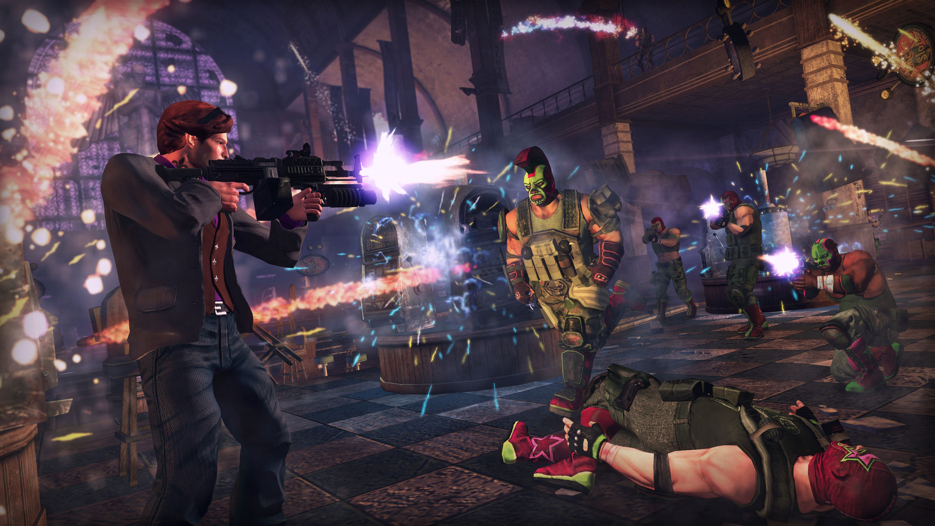 Resultado de imagen para Saints Row The Third