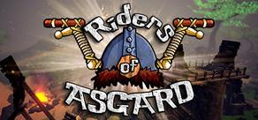 Riders of Asgard cover art