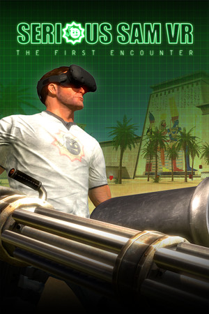 Serious Sam VR: The First Encounter poster image on Steam Backlog